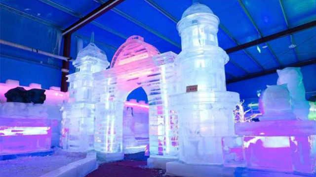 为什么哈尔滨的冰雕如此晶莹剔透