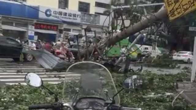 海南突发龙卷风,专家:台风杨柳诱发