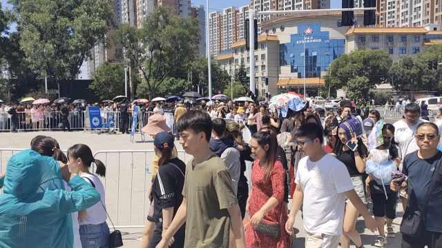 郑州宜家开业挤爆,进店得排2小时