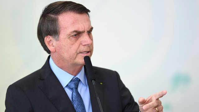 嘲笑马克龙妻子,巴西总统撤回评论