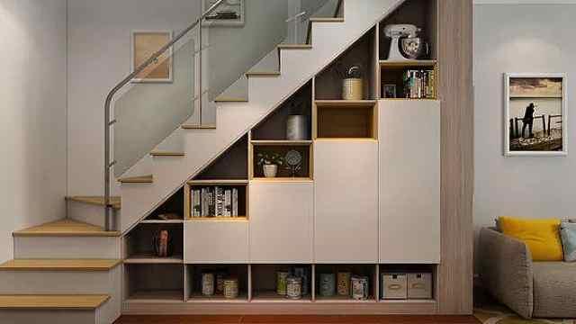 月薪10万的设计师,如何设计楼梯