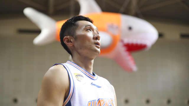 刘炜宣布退役,新赛季将担任领队