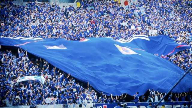 日本足协公布目标:2050世界杯夺冠