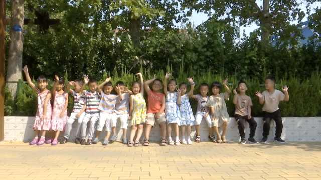 山东一小学迎7对双胞胎,老师看懵