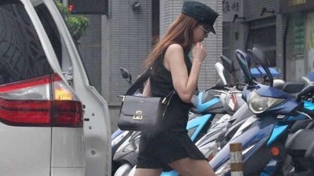 林志玲被疑怀孕,晒图自嘲饭量大