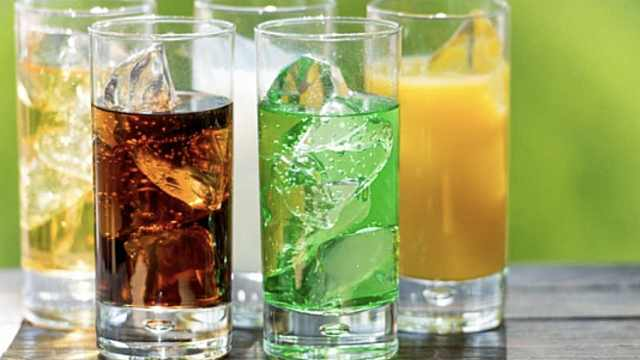 一天两杯软饮料,关联较高死亡风险