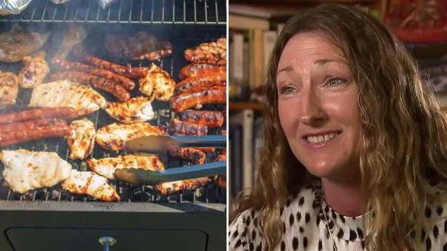 3000人计划去澳洲素食者家门口烤肉