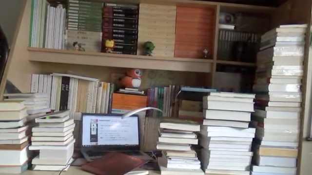 浙大学生搬宿舍花5小时,3小时搬书