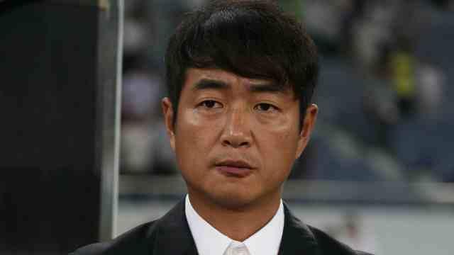 疑殴打辱骂队员,韩女足主帅被调查