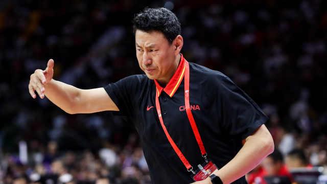 男篮险胜韩国,李楠称需要这场胜利