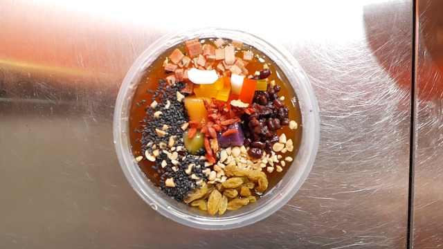 洪湖藕粉:藏身武汉户部巷的甜蜜味