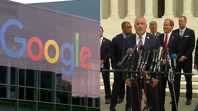 美50州对谷歌开展反垄断联合调查