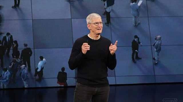 庫克:iPhone滿意度99%,難以置信
