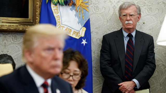 意见分歧,特朗普开除国家安全顾问