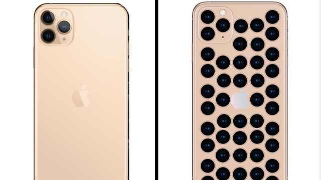 密恐患者退散!iPhone11吓坏网友