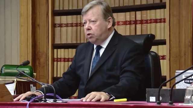 蘇格蘭法院裁定英首相暫停議會非法