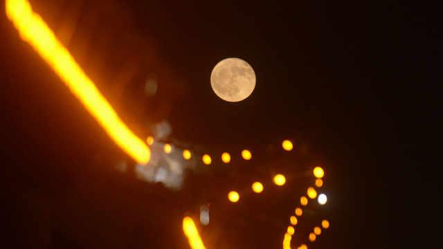 中秋一课:海上生明月,源头在荆州