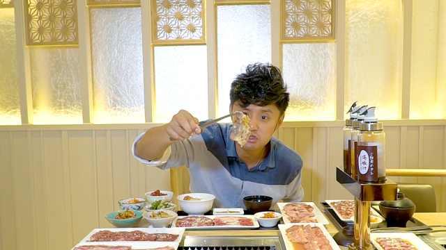 小米探店:今天去吃烧肉!