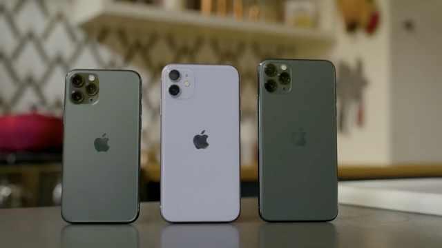 中国人买苹果11Pro需要一个月…