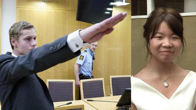 挪威枪案凶手杀继妹,因其中国血统