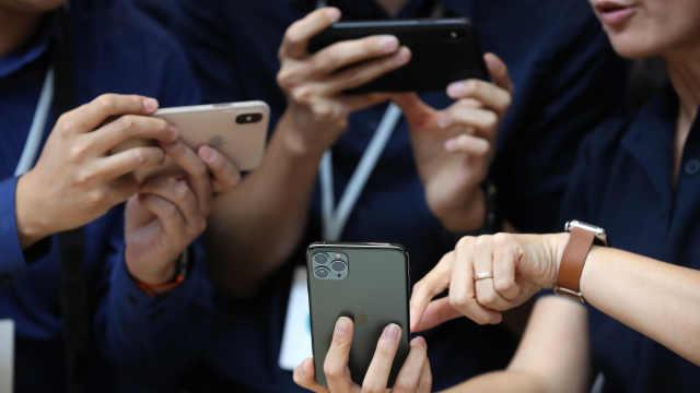 经销商集体涨价iPhone11暗夜绿版