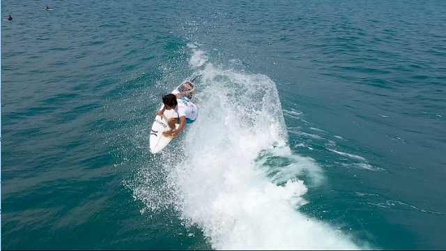 颠覆想象的印尼冲浪!