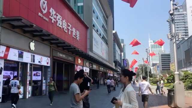 华强北加价开卖iPhone,没5G不要紧