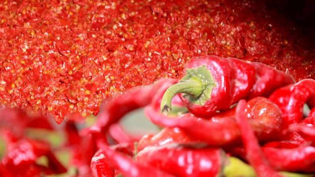 发酵6个月的辣椒酱:香辣无灼烧感