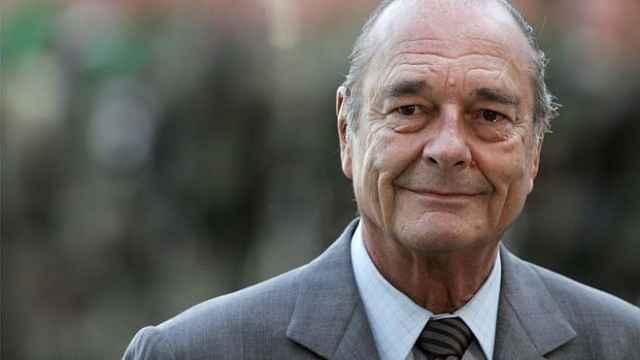 法国前总统希拉克逝世,享年86岁