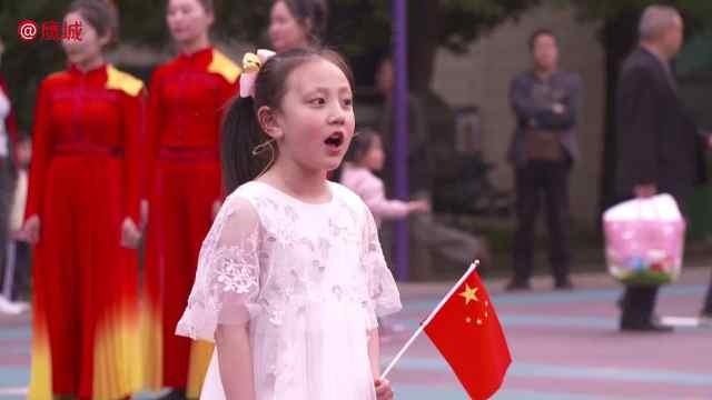 平煤神马物业服务中心歌唱祖国