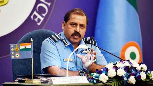 印度空軍司令:我們擊落了自家飛機