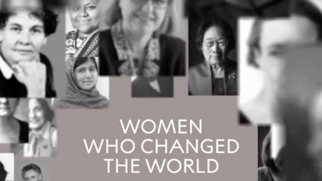 52名女性诺奖得主:改变世界的女性
