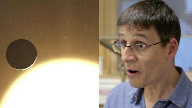诺奖得主谈发现系外行星:意外之喜