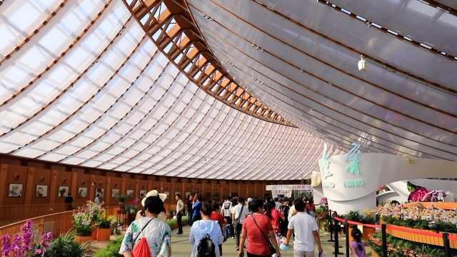 世园会闭幕:将转型超大园艺功能区