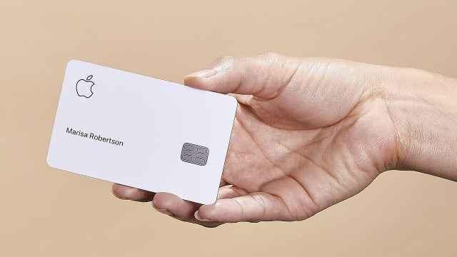 苹果信用卡全球首次出现被盗刷