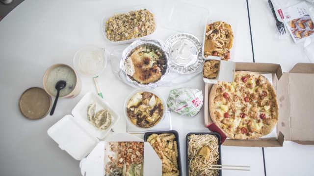 研究:快餐包装或增加男性不育风险
