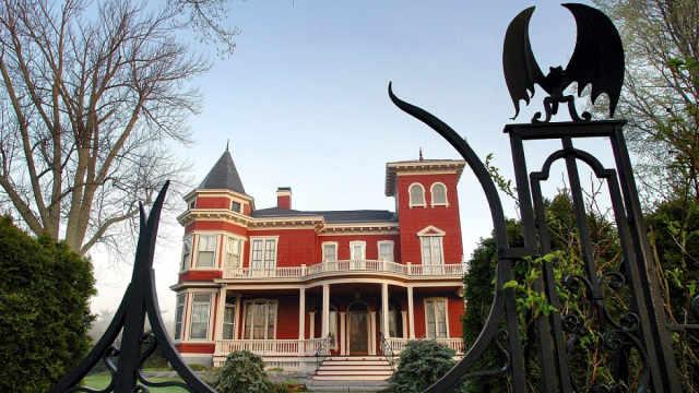斯蒂芬·金把他的豪宅变成了博物馆