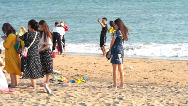 北方棉袄加身,南方人夏装仍在线