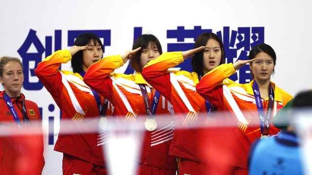 仅三天!军运会中国金牌数已超上届