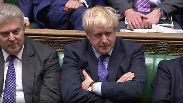 否决立法时间表,英国月底脱欧无望
