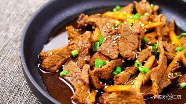 烧肉不用一滴油,却超多汁超入味