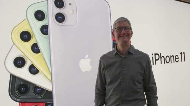 库克称iPhone11中国定价成功
