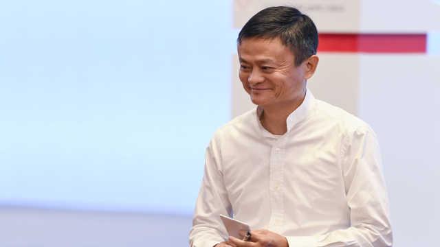 马云:中国内需潜力全球没有第二个