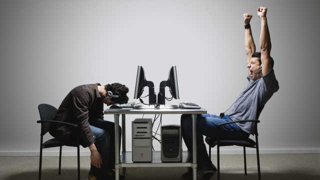 新研究:成功的人平均失败2次