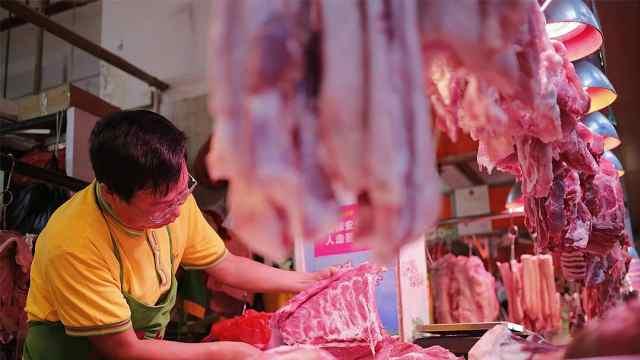 北大学生卖猪肉!身价已有10亿!