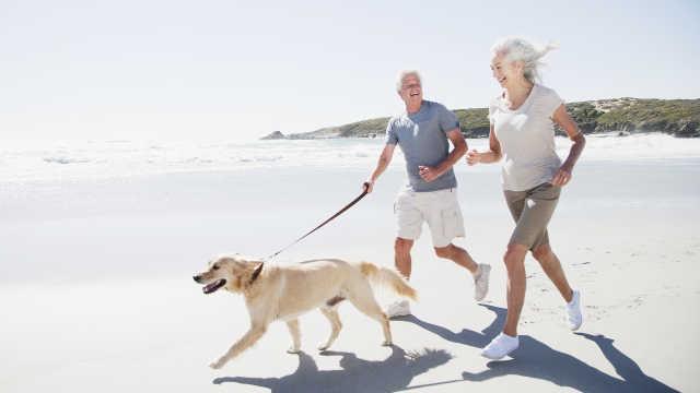 研究:高强度运动改善老年人记忆力