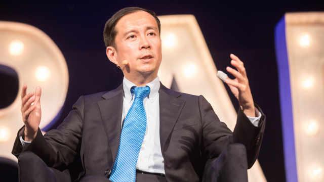 张勇拒绝预测双11销售数字