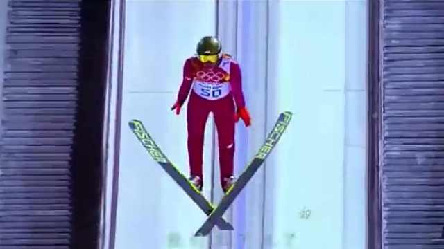 第十四届全国冬季运动会会歌来了