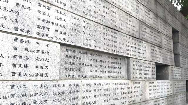 参观南京大屠杀纪念馆,不忘国耻