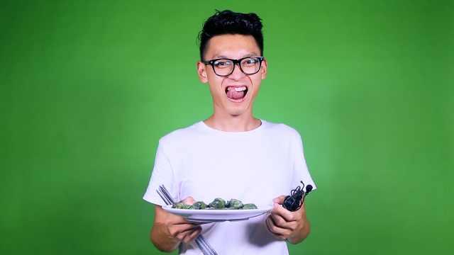 绿色的可乐鸡翅你吃过吗?